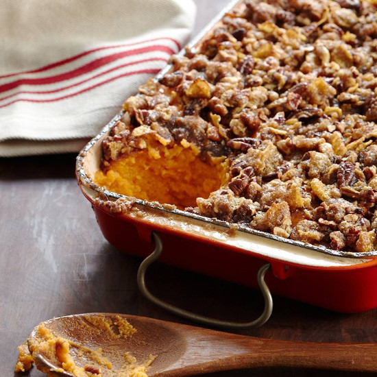 Sweet Potatoes Thanksgiving Recipe  Sweet Potato Casserole Recipe