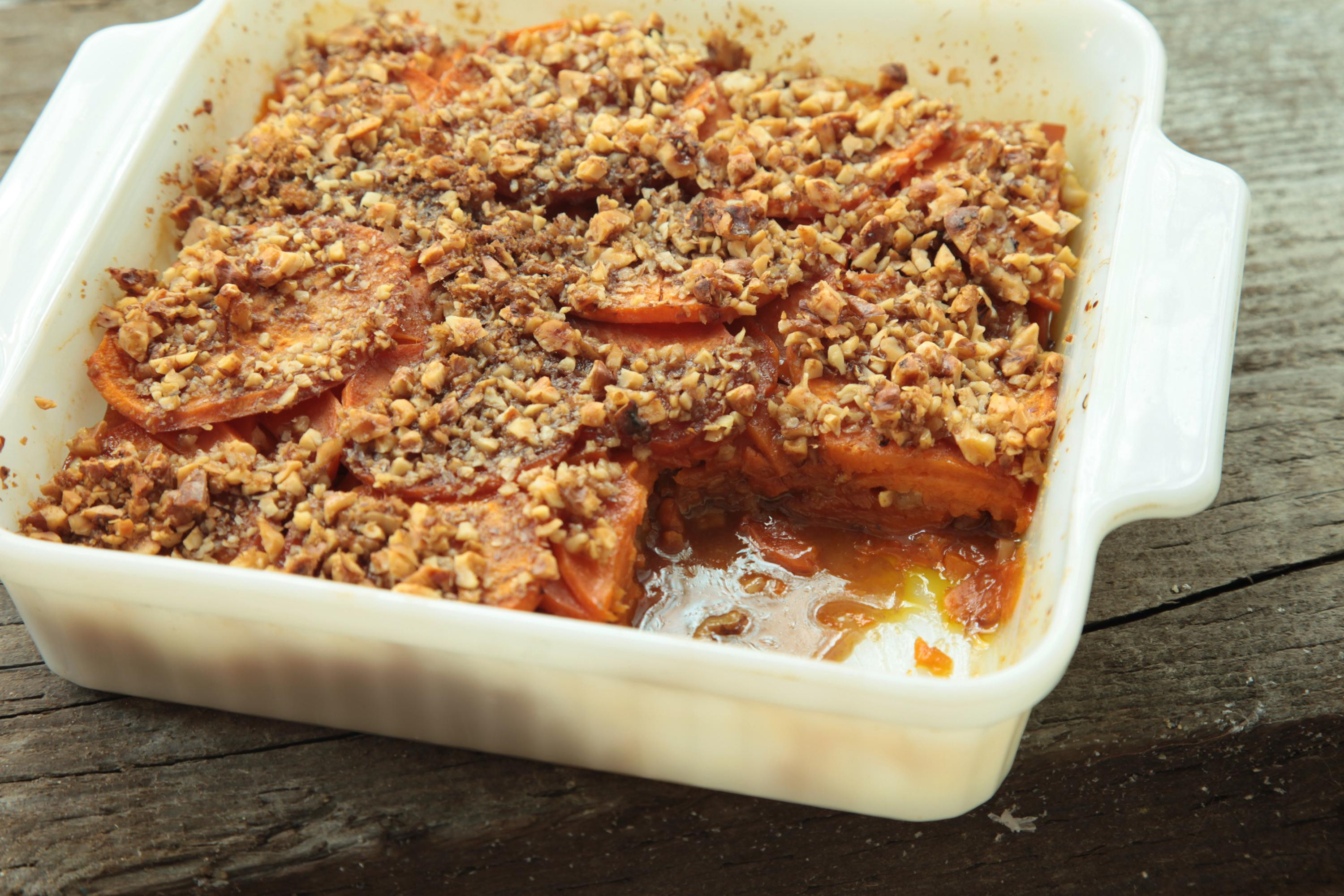 Sweet Potatoes Thanksgiving Recipe  Sweet Potatoes Anna Sweet Potato Recipes for
