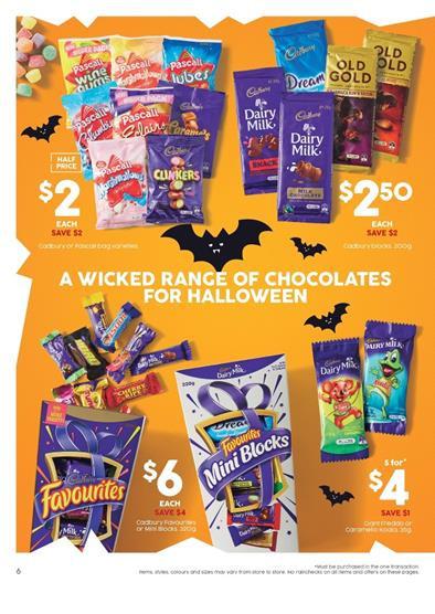 Target Halloween Cookies  Tar Catalogue Favourite Halloween Treats 2015