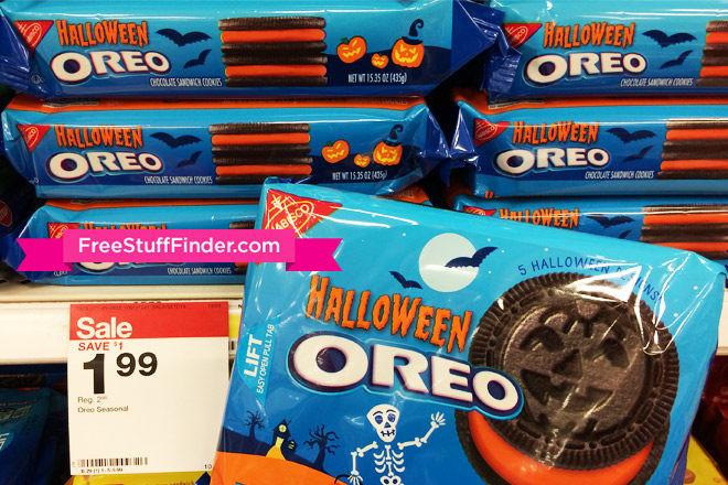Target Halloween Cookies  HOT $1 79 Reg $2 99 Oreo Halloween Cookies at Tar