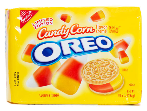Target Halloween Cookies  We Try The New Candy Corn Oreo As It Attempts To Merge The