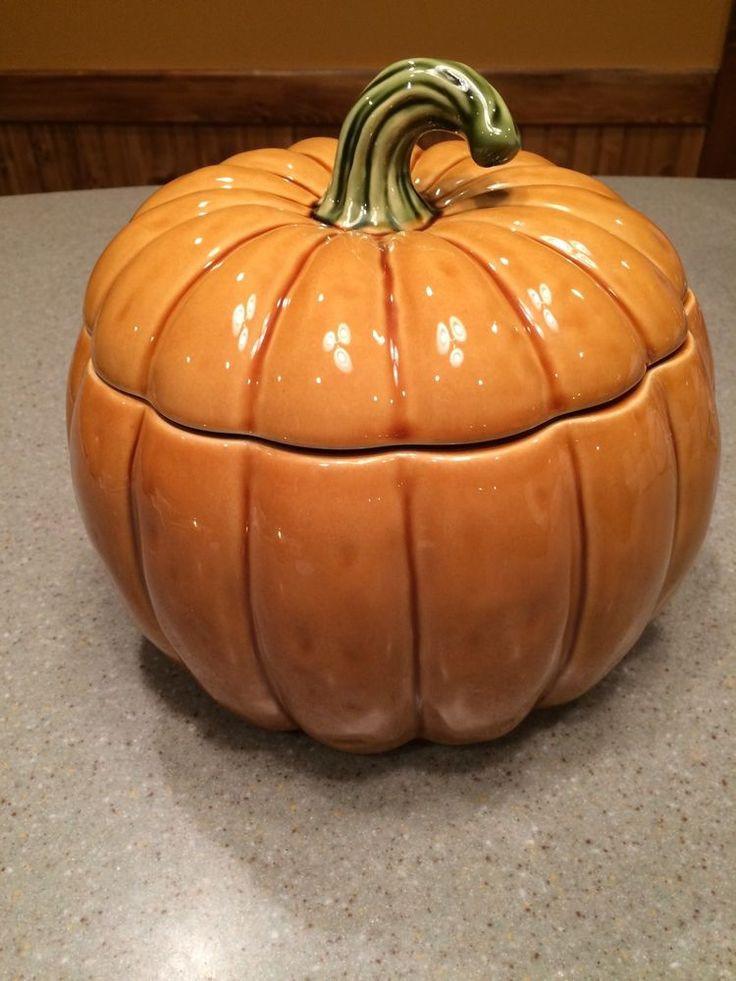 Target Halloween Cookies  Pumpkin Cookie Jar by Tar