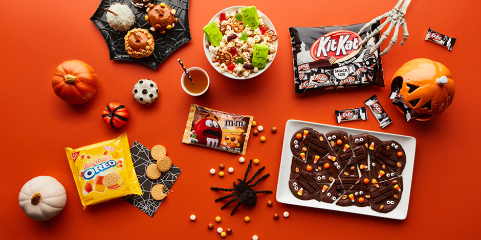 Target Halloween Cookies  A BOO ti ful Bounty of New Halloween Treats ly at Tar