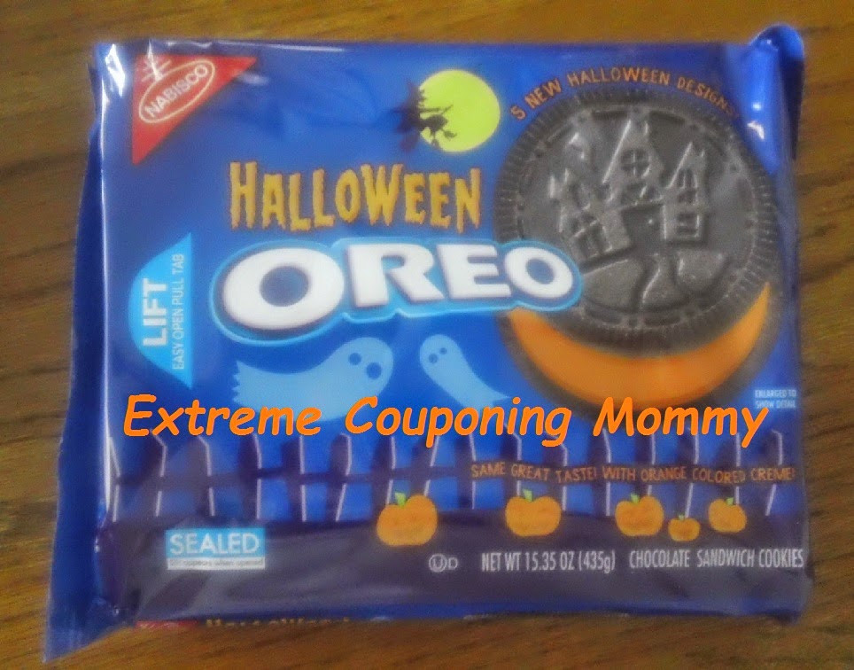 Target Halloween Cookies  Extreme Couponing Mommy $ 99 Halloween Oreo Cookies at Tar