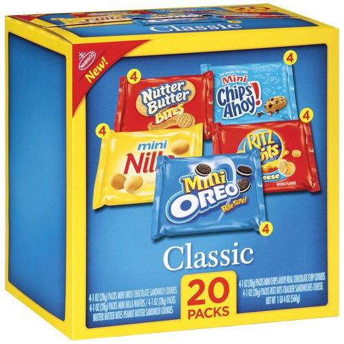Target Halloween Cookies  New Rare $1 00 1 Nabisco Multipack Coupon FTM