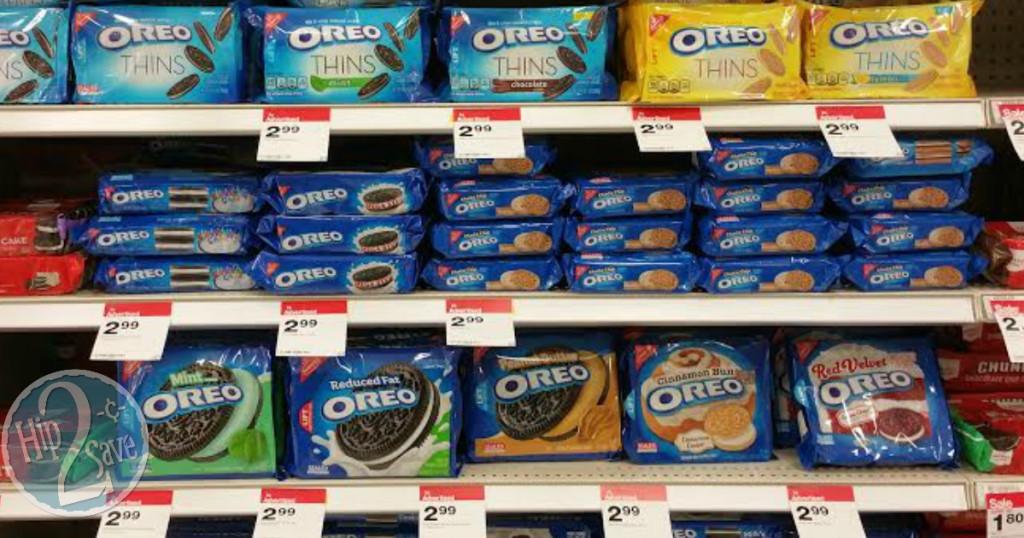 Target Halloween Cookies  Tar Oreo Cookies ly $1 42 Each Hip2Save