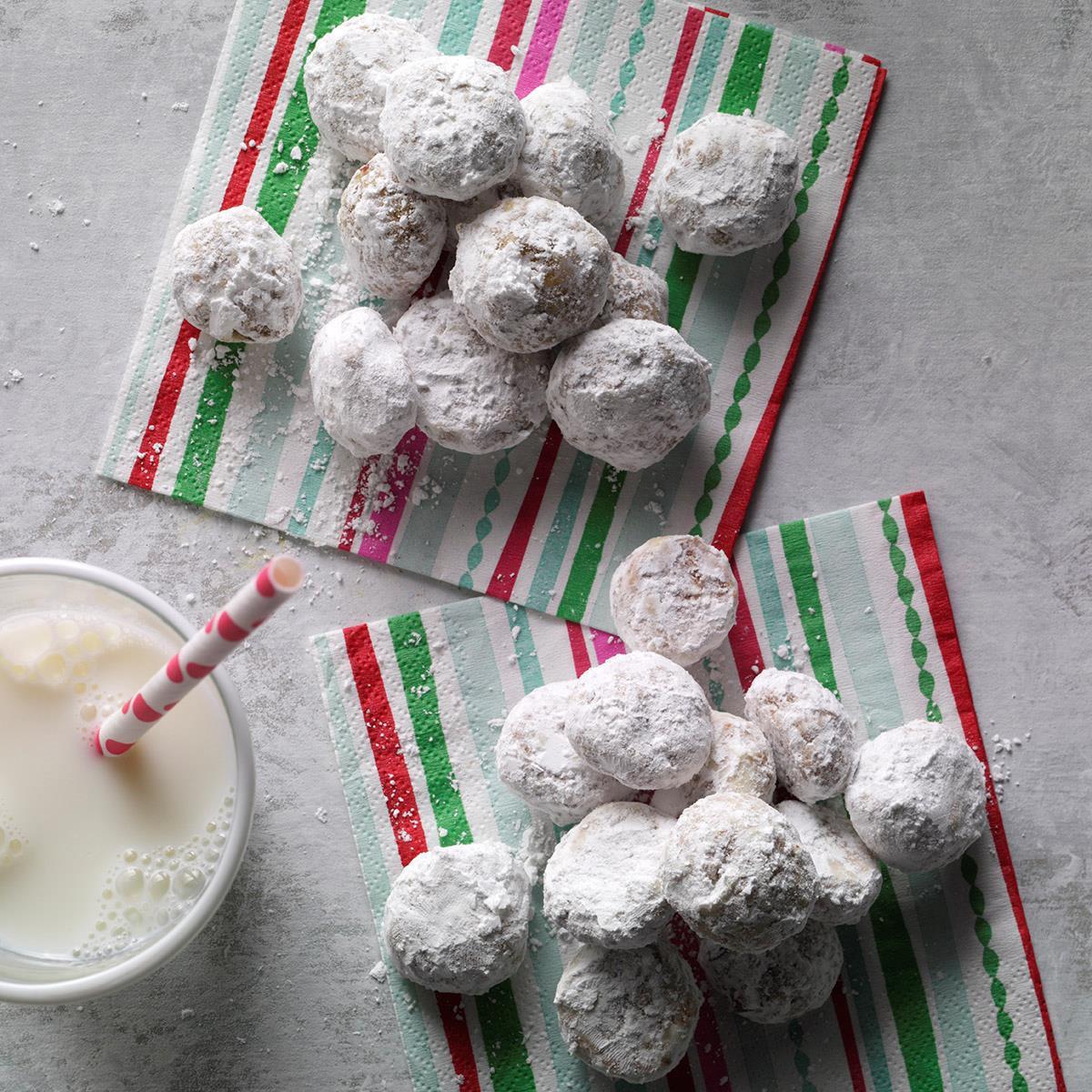 Taste Of Home Christmas Cookies  German Christmas Cookies Recipe