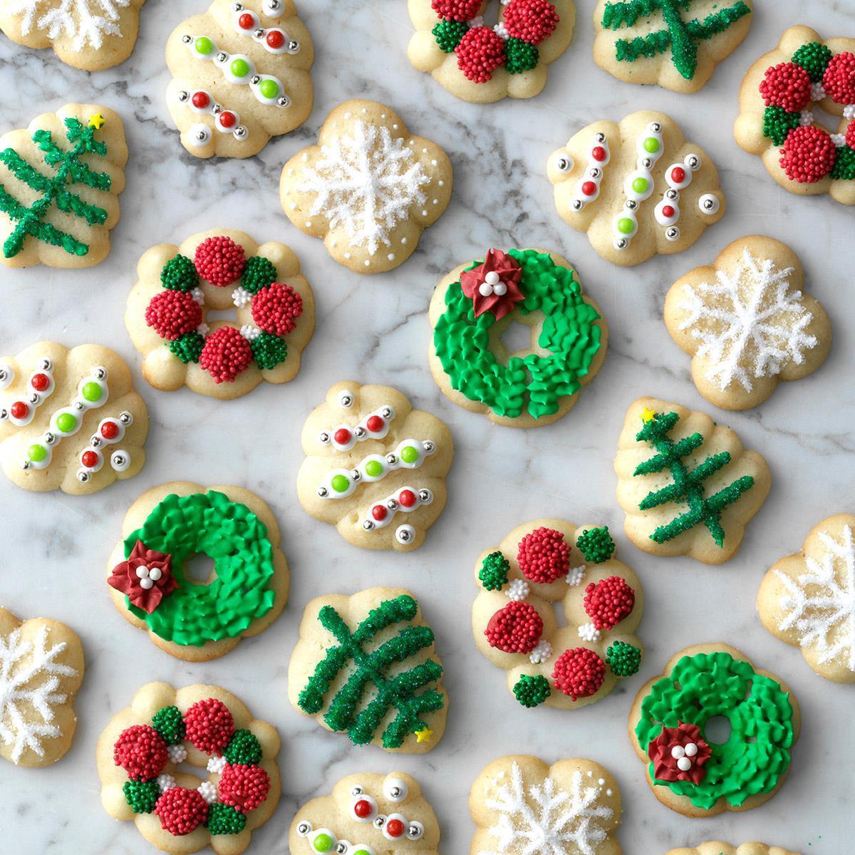 Taste Of Home Christmas Cookies  The Ultimate Christmas Cookie Countdown