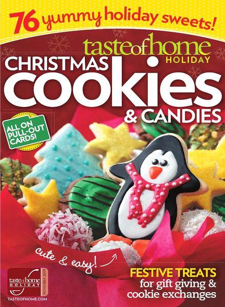 Taste Of Home Christmas Cookies  Download Taste of Home – Christmas Cookies&Can s 2009