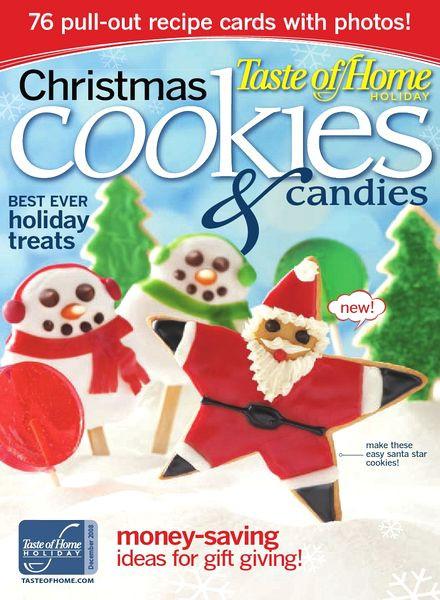Taste Of Home Christmas Cookies  Download Taste of Home – Christmas Cookies & Can s 2008