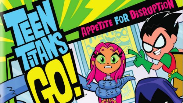 Teen Titans Go! Caramel Apples; Halloween  3db0400c994f244f e