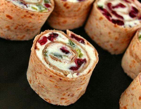 Thanksgiving 2019 Appetizers  Holiday pinwheels Thanksgiving in 2019