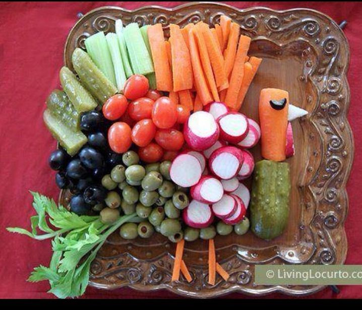 Thanksgiving 2019 Appetizers  Nice food tray FOOD ART in 2019