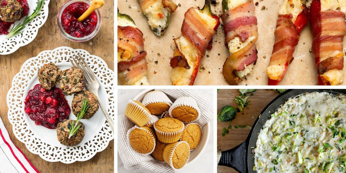 Thanksgiving 2019 Appetizers  12 Easy Thanksgiving Appetizers and Recipes for 2018