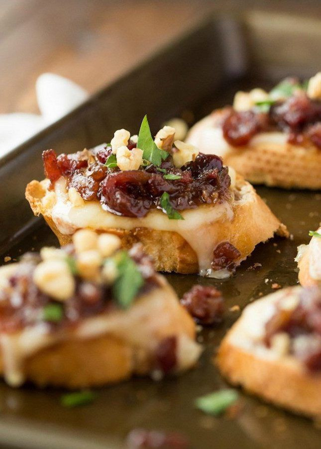 Thanksgiving 2019 Appetizers  21 Make Ahead Thanksgiving Appetizers to Make Your Day