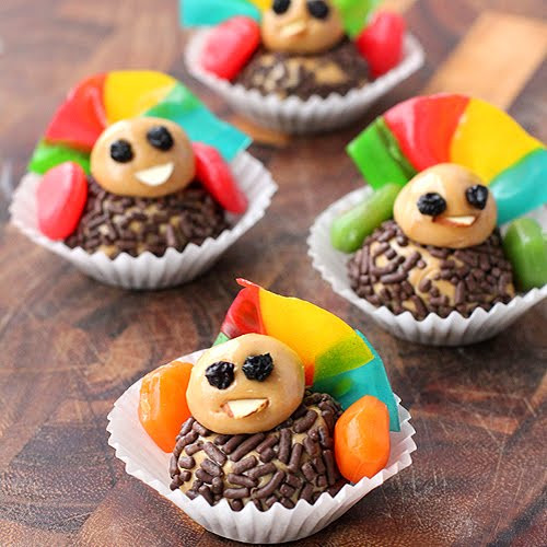 Thanksgiving Appetizers For Kids  A Free Recipe 10 fun appetizer ideas for kid s that'll