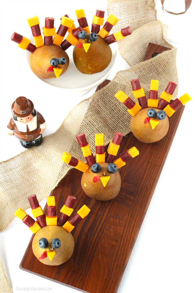 Thanksgiving Appetizers For Kids  Festive Thanksgiving Snack That Kids Will Gobble Up