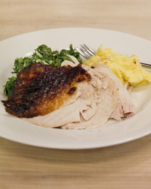 Thanksgiving Appetizers Martha Stewart  Cider Brined Turkey Recipe & Video