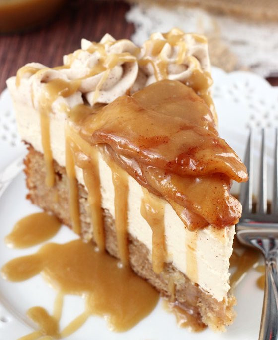 Thanksgiving Apple Desserts  Stunning Thanksgiving Dessert Recipes That Aren t Pie