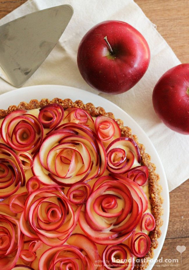 Thanksgiving Apple Desserts  17 Best ideas about Apple Rose Tart on Pinterest