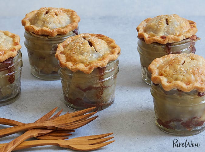 Thanksgiving Apple Desserts  21 Mini Thanksgiving Dessert Recipes PureWow