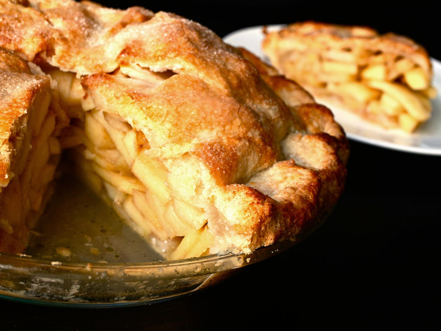 Thanksgiving Apple Pie  The Food Lab Redux Use Science to Bake the Best Apple Pie