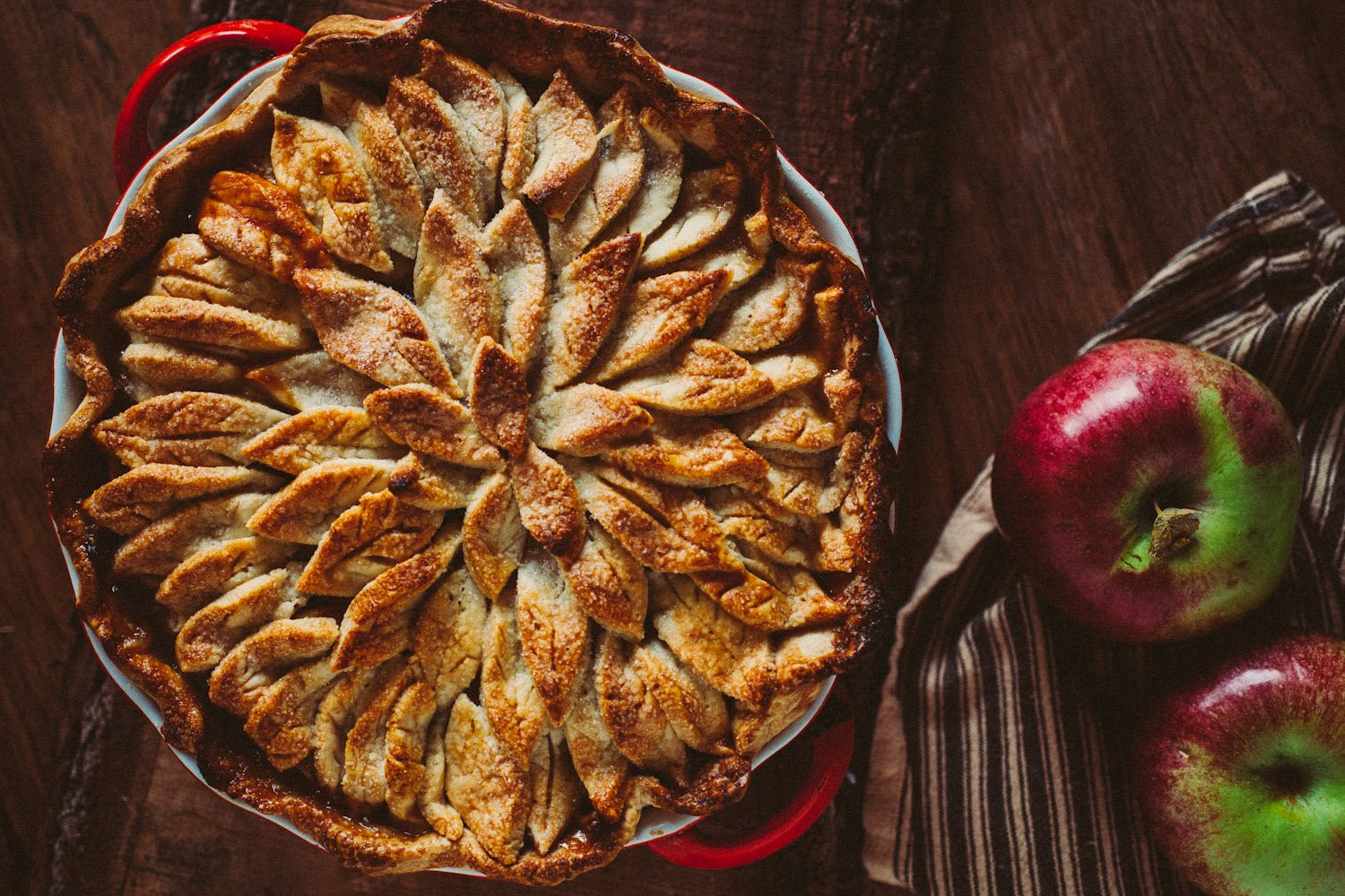 Thanksgiving Apple Pie  2014 Thanksgiving Round Up · The Crepes of Wrath The