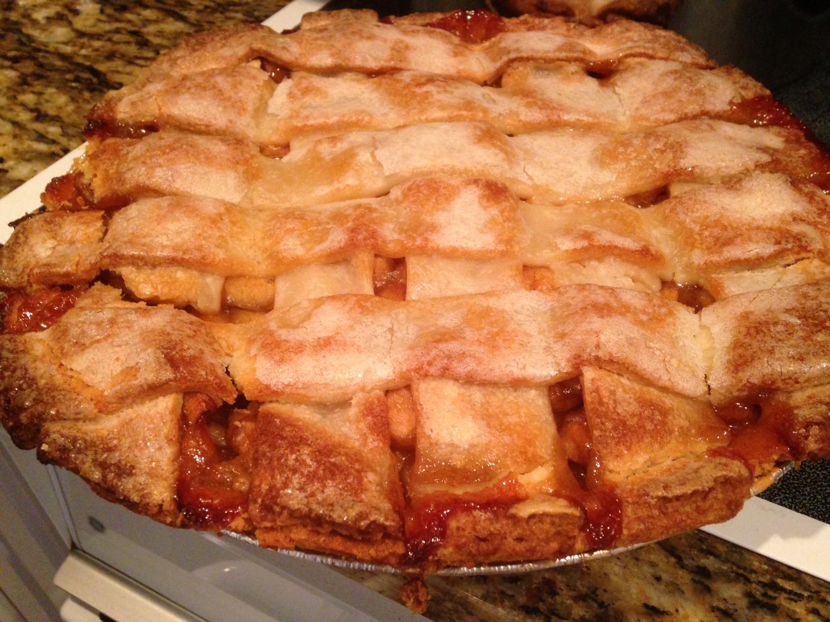 Thanksgiving Apple Pie  Thanksgiving Apple Pie Thanksgiving