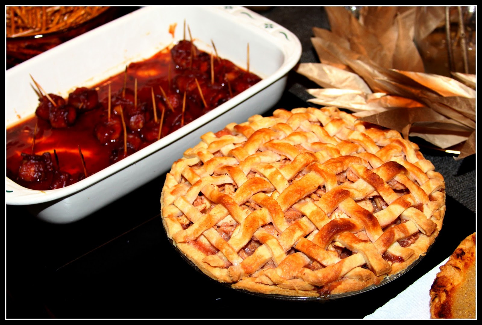 Thanksgiving Apple Pie  Casa de Luna Creations Thanksgiving Recap