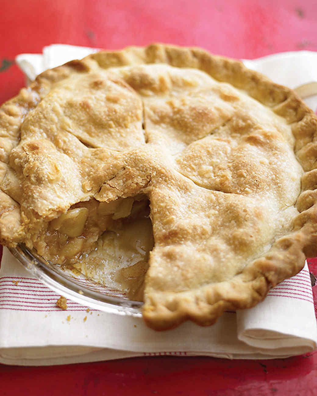 Thanksgiving Apple Pie  Classic Thanksgiving Pie Recipes