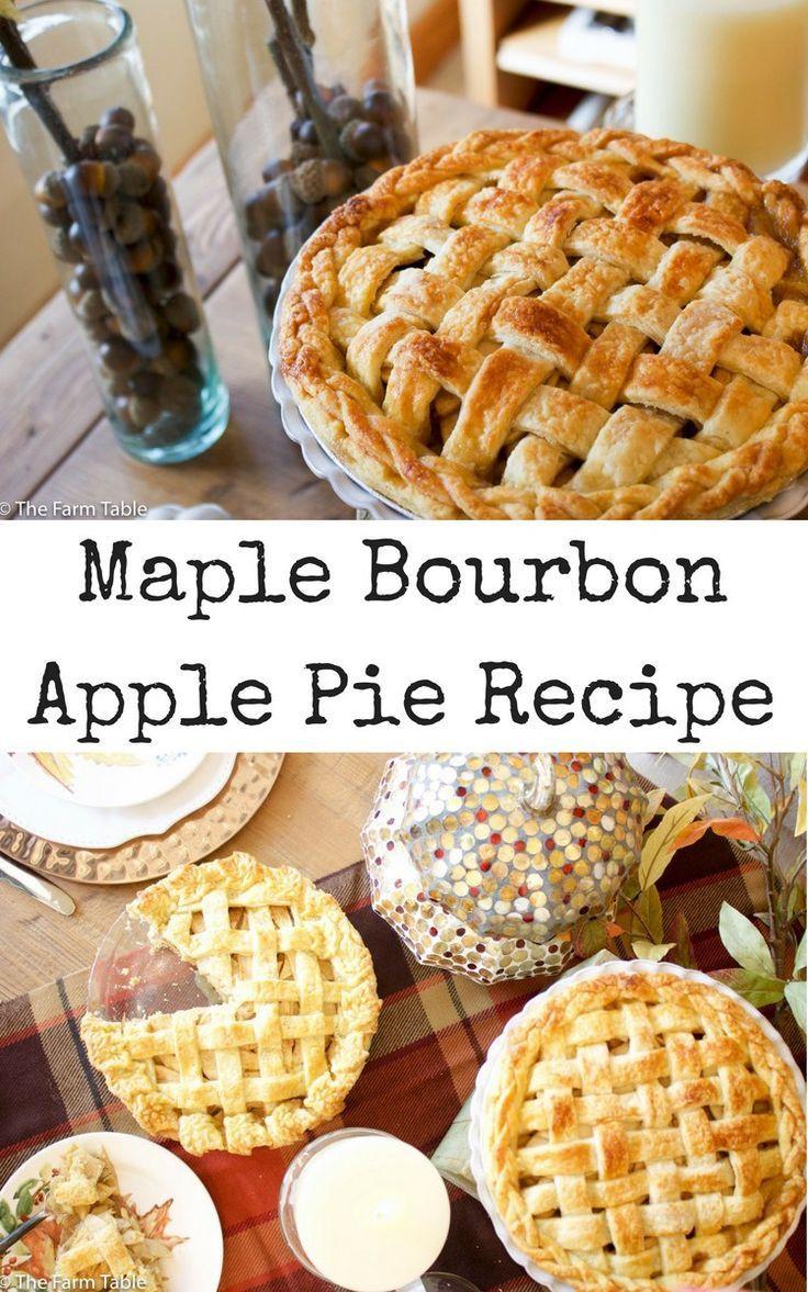 Thanksgiving Apple Pie Recipe  25 trending Thanksgiving Tablescapes ideas on Pinterest