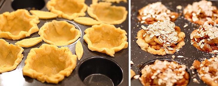 Thanksgiving Apple Pie Recipe  Mini Apple Pie Recipe and Thanksgiving Dessert Ideas