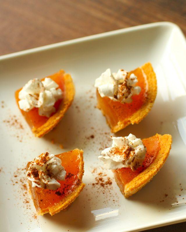 Thanksgiving Apple Pie Recipe  Apple Pie and Pumpkin Pie Jello Shots [ VIDEO] The