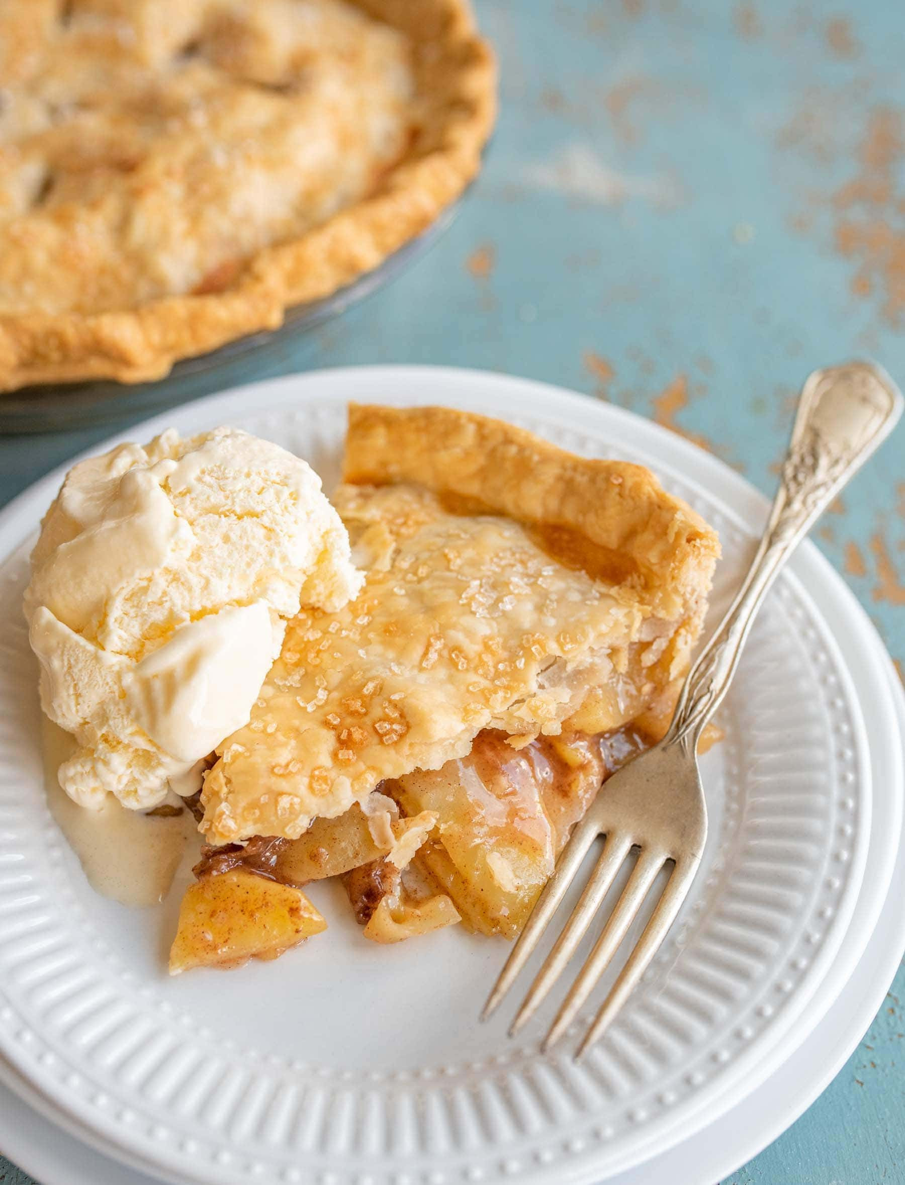 Thanksgiving Apple Pie Recipe  Easy Apple Pie Recipe