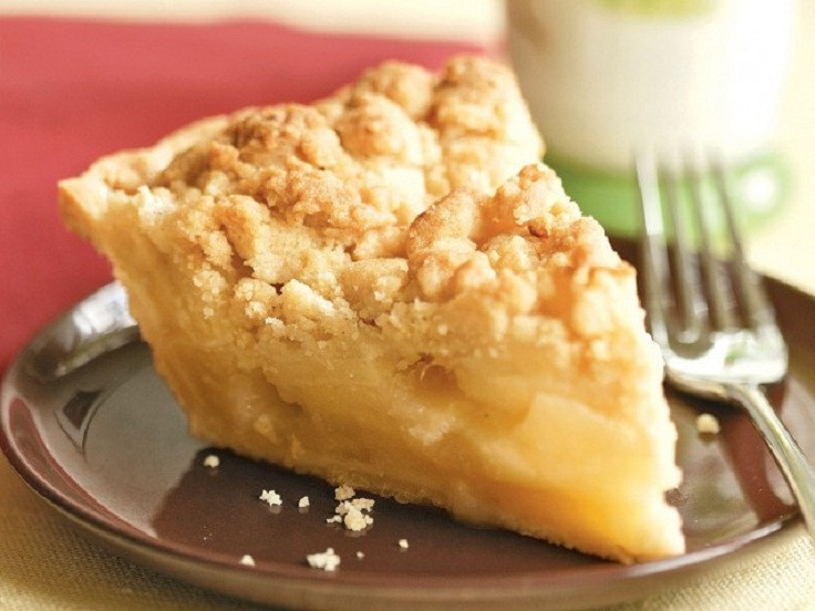 Thanksgiving Apple Pie Recipe  Top 10 Traditional Thanksgiving Desserts Top Inspired