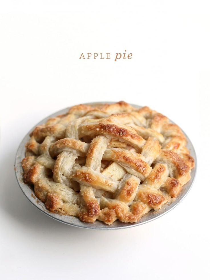 Thanksgiving Apple Pie Recipe  65 best images about Thanksgiving & fall decorating on