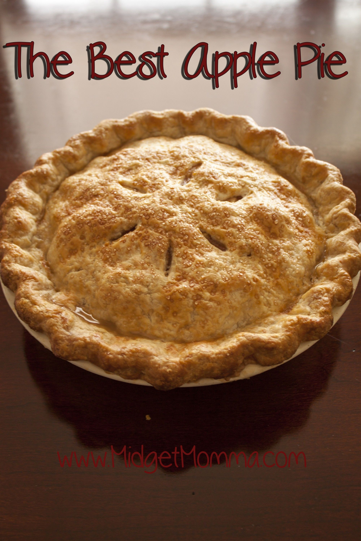 Thanksgiving Apple Pie Recipe  The Best Apple Pie