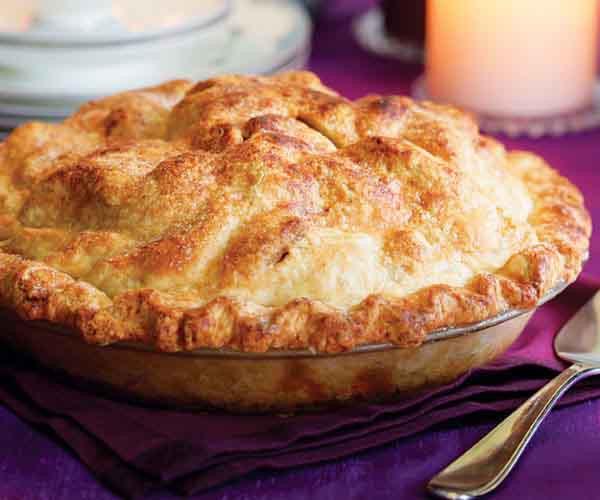 Thanksgiving Apple Pie Recipe  Classic Apple Pie Recipe Recipe FineCooking