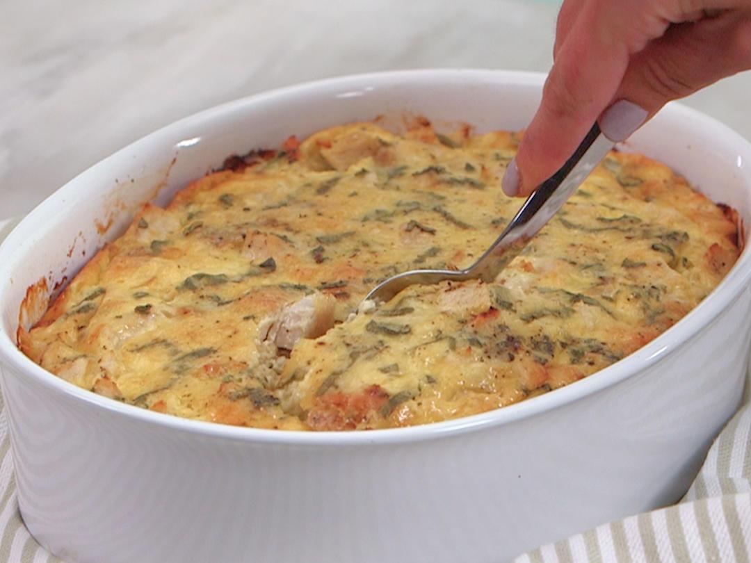 Thanksgiving Breakfast Casserole  Breakfast Casserole Recipes