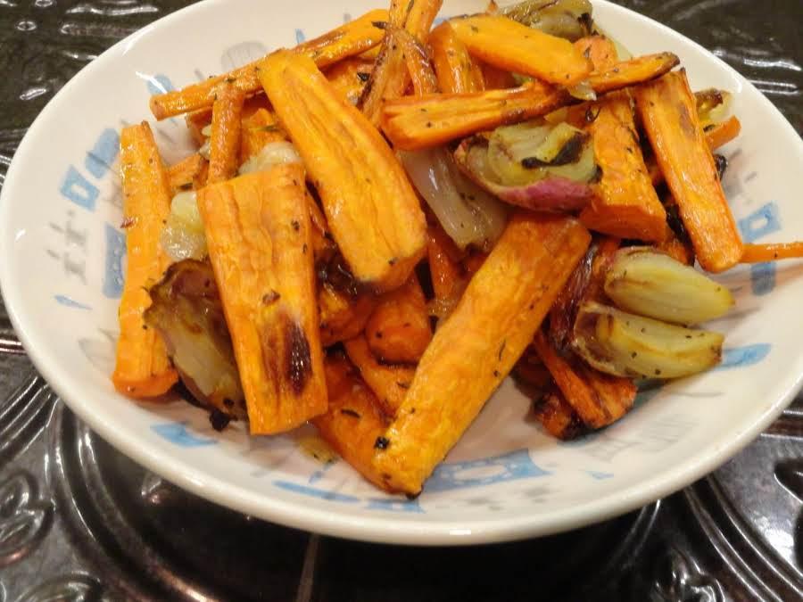 Thanksgiving Carrot Recipes  Roasted Carrots Thanksgiving Favorite Recipe