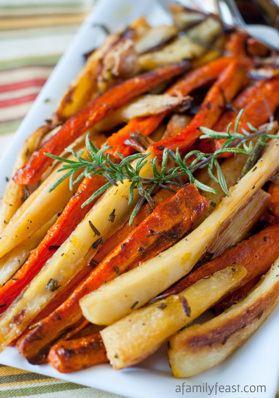 Thanksgiving Carrot Recipes  Thanksgiving Side Dishes The Idea Room