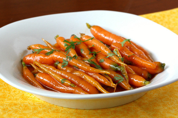 Thanksgiving Carrot Recipes  3 New Thanksgiving ve able side dishes