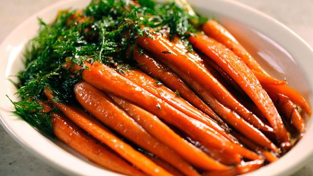 Thanksgiving Carrot Recipes  Brown Sugar Glazed Carrots Recipe
