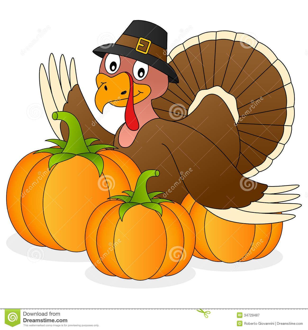 Thanksgiving Cartoon Turkey  Thanksgiving Cartoon Picture Cartoon Thanksgiving