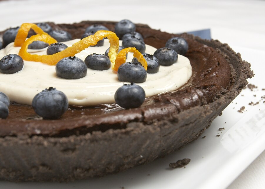 Thanksgiving Chocolate Pie  Healthy Vegan Thanksgiving Recipes From Brunch to Dinner