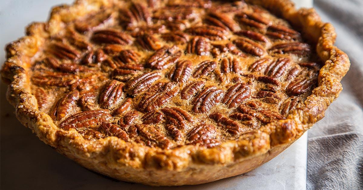 Thanksgiving Chocolate Pie  Recipe Chocolate Coffee Pecan Pie
