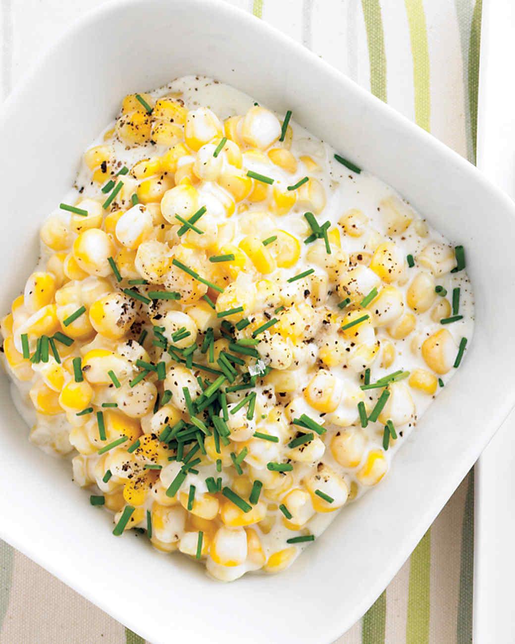 Thanksgiving Corn Recipes  Creamy Corn Recipe