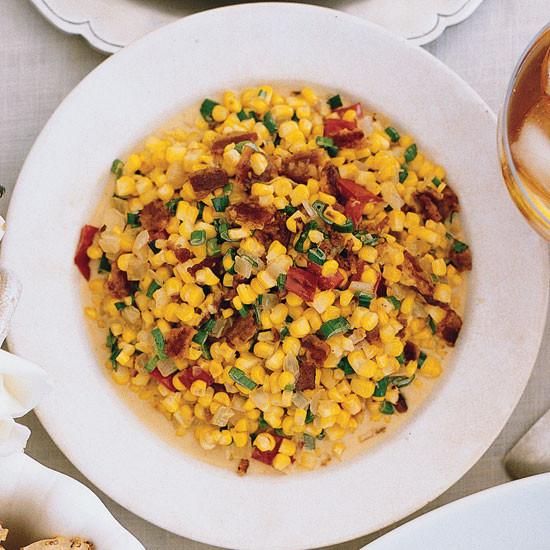 Thanksgiving Corn Recipes  Southern Thanksgiving Recipes