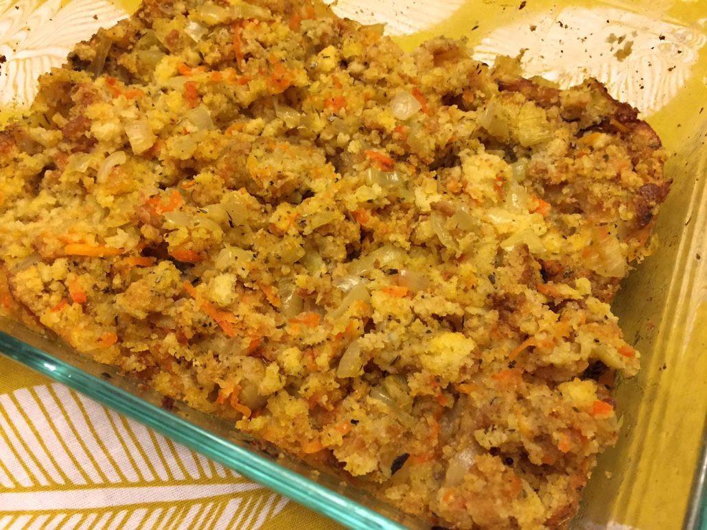 Thanksgiving Cornbread Dressing  Easy Cornbread Stuffing – Best Ever Dressing Recipe For