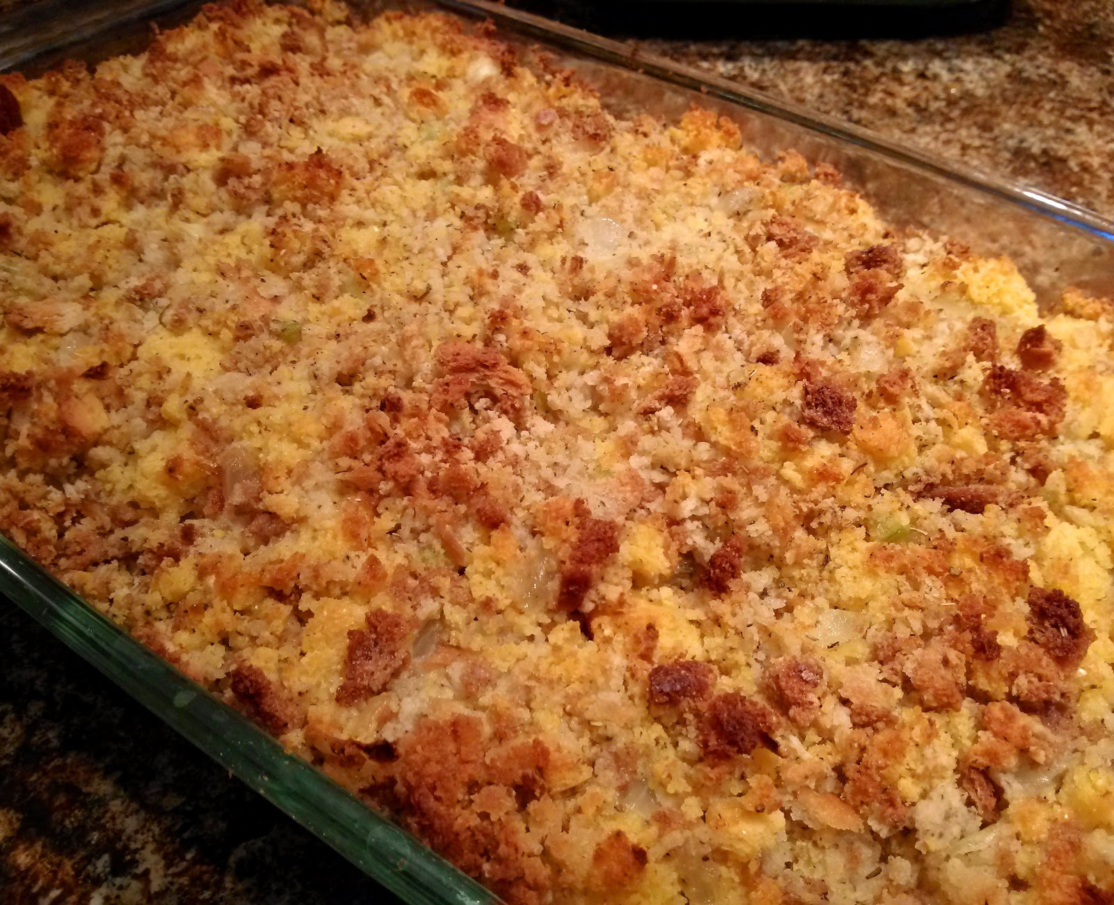 Thanksgiving Cornbread Dressing  South Your Mouth Southern Thanksgiving Recipes